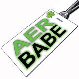 Aer Babe Crew Tag